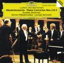 ベートーヴェン:ピアノ協奏曲第3番・第4番/Krystian Zimerman, Wiener Philharmoniker, Leonard Bernstein
