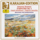 ブラームス:交響曲第4番/Berliner Philharmoniker, Herbert von Karajan