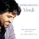 燃える心を~ヴェルディ・アリア集/Andrea Bocelli, Israel Philharmonic Orchestra, Zubin Mehta
