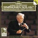 ベートーヴェン:交響曲第4番、第7番/Berliner Philharmoniker, Herbert von Karajan
