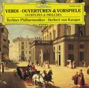 ヴェルディ:序曲集/Berliner Philharmoniker, Herbert von Karajan