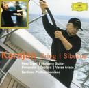 グリーグ:≪ペール・ギュント≫第1・2組曲/シベリウス:フィンランディア 他/Berliner Philharmoniker, Herbert von Karajan