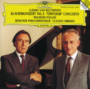 ベートーヴェン:ピアノ協奏曲第5番<皇帝>/Maurizio Pollini, Berliner Philharmoniker, Claudio Abbado