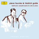 Beethoven: Complete Works for Cello and Piano (New Package 2 CD's)/Pierre Fournier, Friedrich Gulda