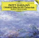 ビゼー:アルルの女、カルメン/Berliner Philharmoniker, Herbert von Karajan
