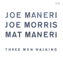 Three Men Walking/Joe Maneri, Joe Morris, Mat Maneri