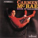 ブック・オブ・バラーズ/Carmen McRae