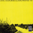 MOSE ALLISON/LOCAL C/Mose Allison