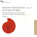 Haydn: Symphonies Vol.5/The Academy of Ancient Music, Christopher Hogwood