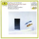Beethoven: Piano Concertos Nos.3 & 4/Berliner Philharmoniker, Ferdinand Leitner