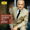 ベートーヴェン:ピアノ・ソナタ第1番―第3番/Maurizio Pollini