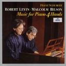シューベルト:ピアノフォルテによる連弾曲集/Robert Levin, Malcolm Bilson