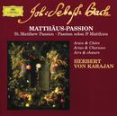 バッハ:<マタイ受難曲>ハイライト/Berliner Philharmoniker, Herbert von Karajan