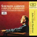 シューマン:交響曲全集/Orchestre Révolutionnaire et Romantique, John Eliot Gardiner