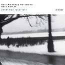 ハルトマン、バルトーク:弦楽四重奏曲/Zehetmair Quartett