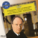 "Schumann: The 4 Symphonies; Overtures Opp.81 ""Genoveva"" & 115 ""Manfred""/Berliner Philharmoniker, Rafael Kubelik"