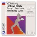ストラヴィンスキー:三大バレエ/London Philharmonic Orchestra, London Symphony Orchestra, Bernard Haitink, Igor Markevitch