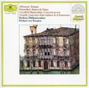アルビノ-ニのアダ-ジョ、パッヘルベルのカノン 他/Berliner Philharmoniker, Herbert von Karajan