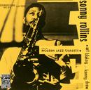 ソニー・ロリンズ・ウィズ・ザ・モダン・ジャズ・カルテット/Sonny Rollins, The Modern Jazz Quartet