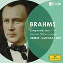 Brahms: Symphonies Nos.1 - 4/Berliner Philharmoniker, Herbert von Karajan