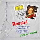 Rossini: Il barbiere di Siviglia; La Cenerentola; L'Italiana in Algeri; Il viaggio a Reims/Claudio Abbado