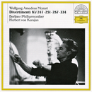 Mozart: Divertimenti KV 247, 251, 287 & 334/Berliner Philharmoniker, Herbert von Karajan