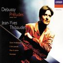 ドビュッシー:前奏曲第1/2集/2つのアラベスク/Jean-Yves Thibaudet