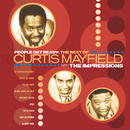 The Best Of The Impressions Featuring Curtis Mayfield/Curtis Mayfield & The Impressions