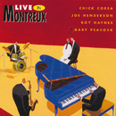Live In Montreux/Chick Corea, Joe Henderson, Roy Haynes, Gary Peacock