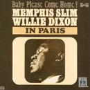 MEMPHIS SLIM,WILLIE/Memphis Slim, Willie Dixon