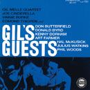 ギルズ・ゲスツ+3 (feat. Kenny Dorham, Hal McKusick)/Gil Melle Quartet