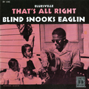 That's All Right/Blind Snooks Eaglin