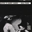 リッスン・トゥ・バリー・ハリス~ソロ・ピアノ/Barry Harris