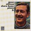 MOSE ALLISON/DOWN HO/Mose Allison