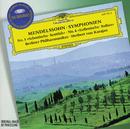 メンデルスゾーン:交響曲第3番<スコットランド>&4番<イタリア>/Berliner Philharmoniker, Herbert von Karajan