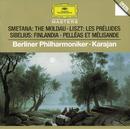 カラヤン/モルダウ、フィンランディア、前奏曲、他/Berliner Philharmoniker, Herbert von Karajan