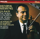 バッハ:ヴァイオリン協奏曲NO.1,2//Henryk Szeryng, Maurice Hasson, Academy of St. Martin in the Fields, Sir Neville Marriner