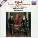 Bach, J.S./Handel: Viola da gamba Sonatas/Lynn Harrell, Igor Kipnis