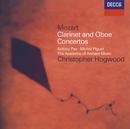 モーツァルト:オーボエ協奏曲、クラリネット協奏曲/Antony Pay, Michel Piguet, The Academy of Ancient Music, Christopher Hogwood