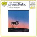 ベートーヴェン:交響曲第2番、第7番/Berliner Philharmoniker, Herbert von Karajan