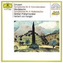シューベルト:交響曲第8番「未完成」、他/Berliner Philharmoniker, Herbert von Karajan