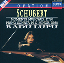Schubert: 6 Moments Musicaux; Piano Sonata in C minor, D958/Radu Lupu