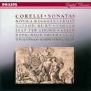 Corelli: Sonatas/Monica Huggett, Alison Bury, Jaap Ter Linden, Hopkinson Smith, Ton Koopman