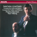 Franck: Violin Sonata//Saint-Saëns: Violin Sonata No.1/Pinchas Zukerman, Marc Neikrug