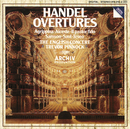 Handel: Overtures/The English Concert, Trevor Pinnock