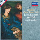 Brahms: Piano Trios Nos.1 & 2/Julius Katchen, János Starker, Josef Suk