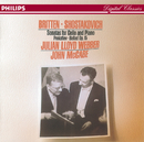 Britten/Shostakovich: Cello Sonatas//Prokofiev: Ballade, Op.50/Julian Lloyd Webber, John McCabe