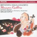 Beethoven: Violin Concerto/Egmont Overture/Herman Krebbers, Royal Concertgebouw Orchestra, Bernard Haitink