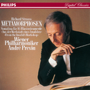Strauss, R.: Metamorphosen; Sonatina No.1 for Winds/Wiener Philharmoniker, André Previn