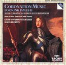 Coronation Music For King James II/Harry Bicket, The Choir Of Westminster Abbey, The English Concert, Simon Preston